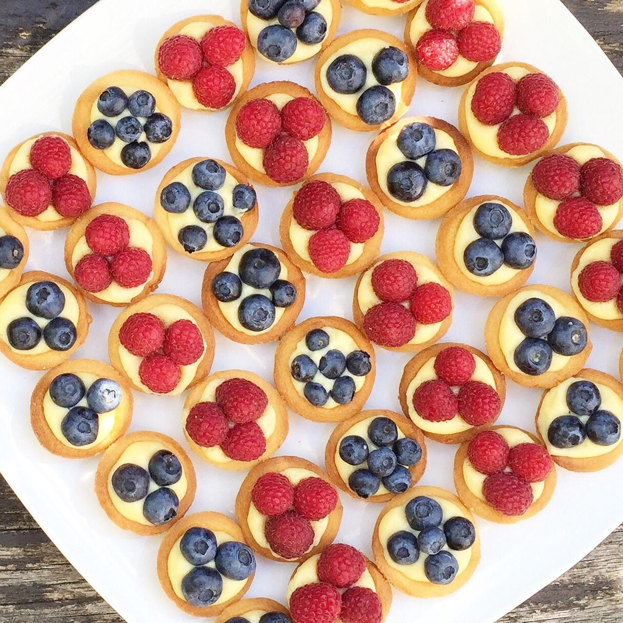 """Résultat de recherche d'images pour """"tartelette de fruits rouges"""""""