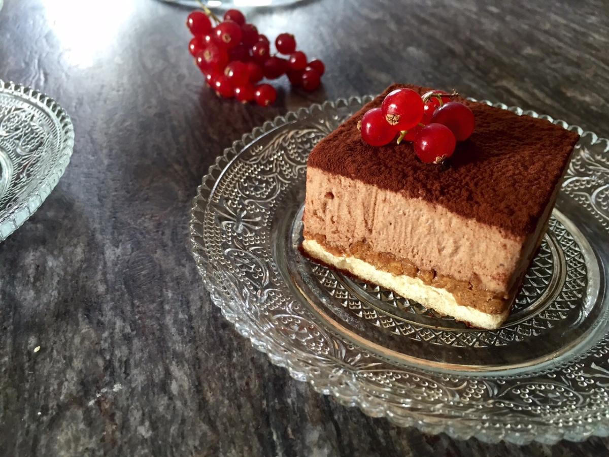 Royal au chocolat façon Frédéric Bau
