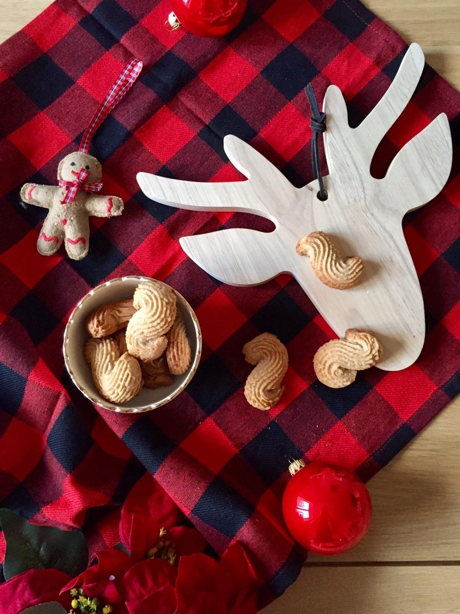 Spritz (bredeles de Noël)